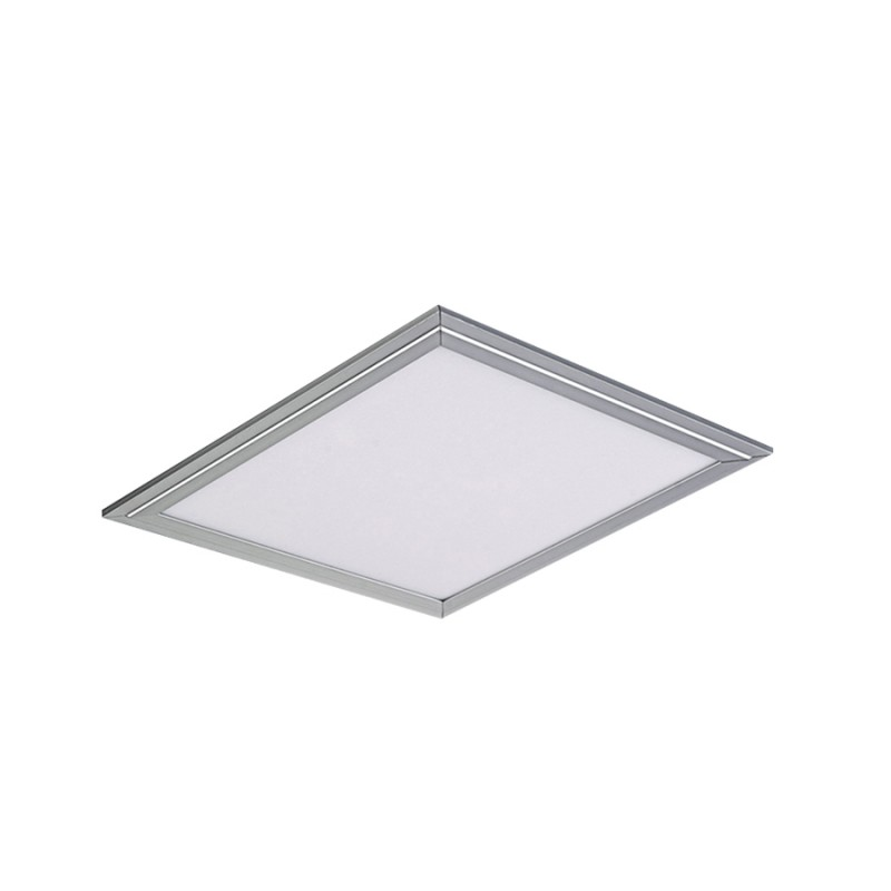 Led Panel Square Internal 36w Day Light Frame Silver Size Loading Zoom
