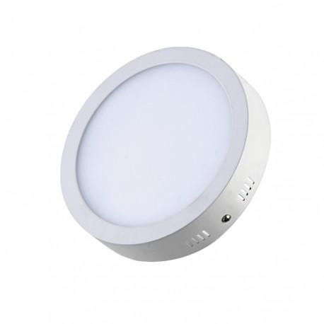 LED Panel 24W - Round External - Warm White Light