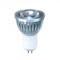 LED Spot Lamp COB 3W - White Light