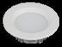 Led Spot Fixture 5W - Frame Color White - Milky Shade SMT - White Light